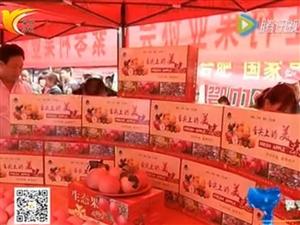翼城县苹果文化节开幕