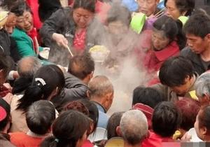 正在逝去的河南农村酒席 吃完客人不想走!