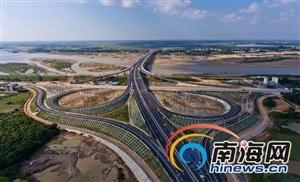 定海大桥正式通车全长1.64公里 连接海口定安澄迈(图)