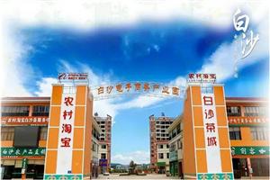 海南白沙:以县域电商探路供给侧改革