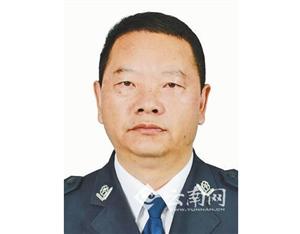 张尧贵拟提名为普洱市人民政府副市长人选,拟任市公安局局长