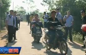 市人民法院强制执行东河镇西方村一宗土地纠纷案