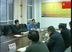 县领导到县政务服务中心调研
