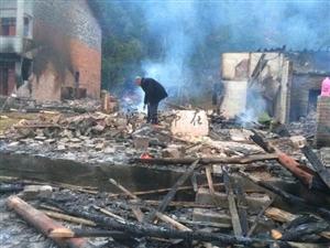大年初三,蓬溪县板桥乡发生一起火灾事件,具体原因暂不明确!