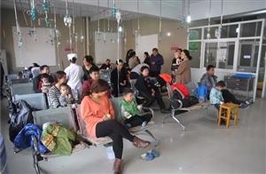 阜城县医院这个门诊为啥天天爆满?