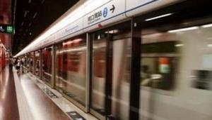大连节后地铁1、2号线高峰行车间隔变化