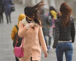 长兴气象台分发布大风黄色预警信号