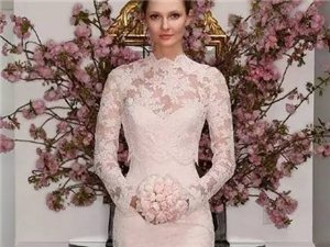流行的婚纱款式,美爆2017婚礼新高度,做最美女王