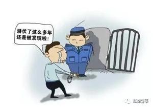 瑞金公安联合崇义警方抓获一名潜逃22年的抢劫、盗窃逃犯黄某兵