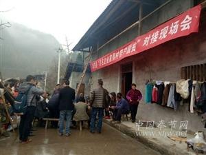 奉节:百名青年企业家进村帮村带户脱贫