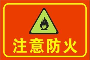 防火工作专题