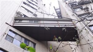 成都奇葩违建板房 文书下达3年未拆除