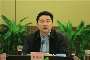 市长罗增斌主持召开五届市政府第8次常务会议
