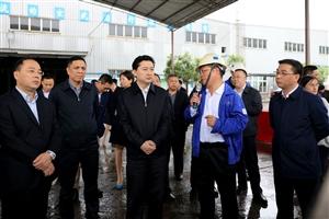 市长罗增斌主持召开玄武岩纤维产业发展专题会议