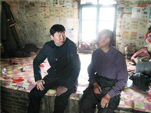 市长王金深入到青河镇、街津口乡和三村镇调研
