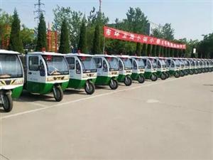 临汾70辆保洁车全部投入使用,88条街道垃圾停留不超20分钟