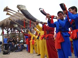 务川自治县成立三十周年庆典活动