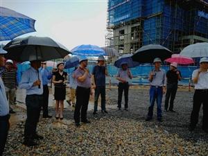 黄梅县人大常委会组织开展全县安全生产工作视察