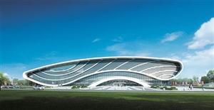 世界军运会游泳馆武汉开建 赛后将对市民开放(图)