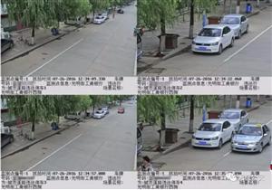 无极县这些地方新增电子警察抓拍设备!