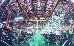 天津自行车厂前来招工,阳信政通人才助力4050安置就业