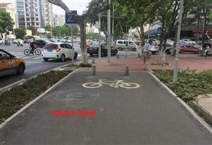 """荆门交警:共享""""单车""""时,请别忘记共享""""安全和畅通""""!"""