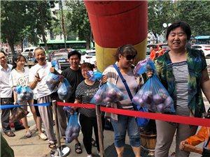 滨州惠民洋葱滞销 爱心企业收购免费送市民