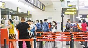 T3A航站楼启用一周 运送旅客50万人次