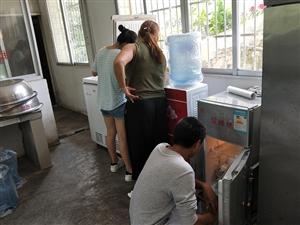 桐林镇开展食品安全大检查行动