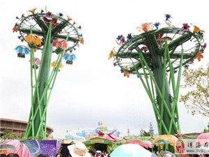 珠海长隆海洋王国全新项目――雨林升降塔新区正式对游客开放!