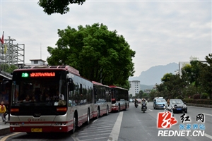 【文明公交】自12月1日起,这两路公交线路有调整