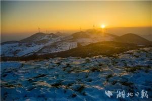 10万游客涌上齐岳山 利川反弹琵琶引爆冰雪经济