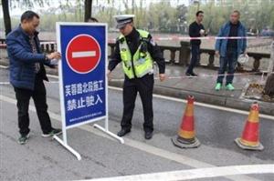 注意!利川东门大桥改扩建,施工期间禁止车辆和行人通行