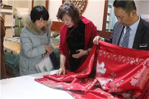 匠心传承获赞誉,江南丝绸坚守苏式丝绸之路,助力苏城全域旅游发展