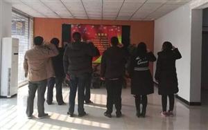 """宁津县委政法委组织开展""""党员活动日""""活动"""