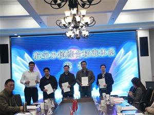 荆门爱飞客航空小镇被评为国家级的服务业标准化试点项目