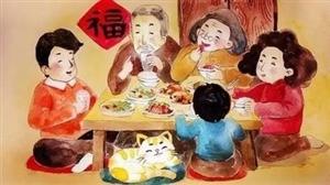 """春节假期当心病从""""口""""入 注意饮食均衡健康过大年"""