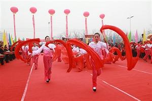 2018年汉中市春节广场文艺展演活动安排