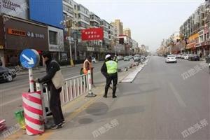 元宵节倒计时,怀仁这些路段护栏开始拆除!