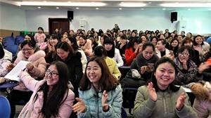 """石柱:西沱中学女教师以""""最美姿态""""度特殊节日"""