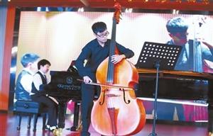 珠海市举办公益钢琴教学讲座及音乐会