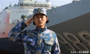 利川一中毕业的90后女孩,成为东海舰队沂蒙山舰第一位女副作战长
