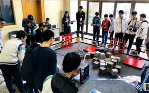 2018FTC科技挑战赛南京赛区选拔赛在东南大学举办