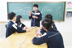全市首批新时代好少年、齐河特教中心八年级学生吴法辉:身残志坚 乐观成长