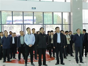 利川电商产业园喜迎各级领导前来视察指导工作