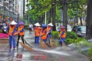 珠海市容市貌整治 香洲在行动 全区齐动员 市容市貌变化显著