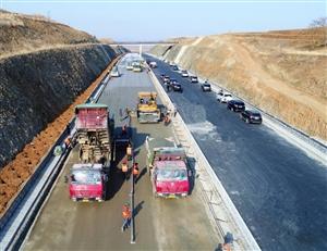 G204莱阳段最新施工进展,预计这个时间就可以通车!