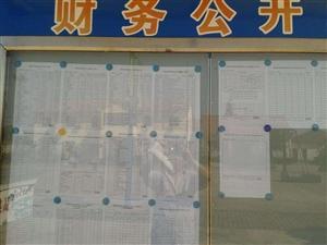 """李鹊镇赵庄村""""两张纸""""理清村级财务账"""