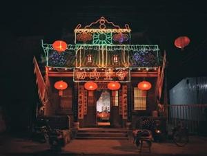 主题: 浚县正月庙会摄影