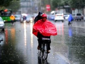 未来三天陕西省有大范围降雨
